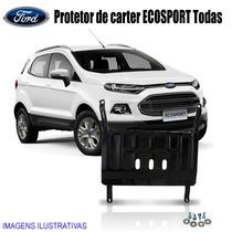 Protetor De Carter Ford Ecosport 2012 2013 2014 2015 2016