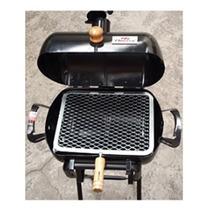 Churrasqueira A Carvão Mini Grill Bafo Mc-70 Com Pé