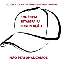 b9add2328fd7c Busca boné para sublimação com os melhores preços do Brasil ...