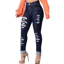 1a81c6d76 Busca calca jeans rasgada com os melhores preços do Brasil ...