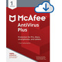 Mcafee Antivírus Plus 2018 1 Pc Original Ativa Online