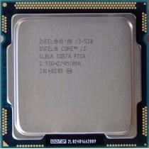 Processador Intel Core I3 Lga1156 I3-530 - 4m Cache 2.93 Ghz