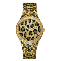 Relógio Guess Ladies Seductive Leopard W0015l2