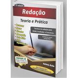 Redação Para Enem Vestibulares E Concursos ( Livro + 2 Cds )