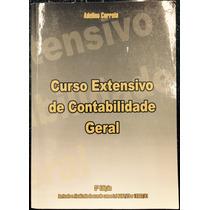 Livro Curso Extensivo De Contabilidade Geral