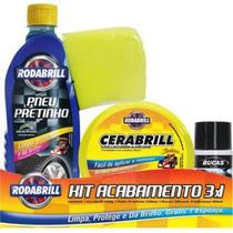 Kit Acabamento 3x1 1 Cerabril 200g-1-pretinho Pneu 500ml