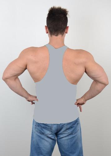 Camisa Regata Maromba Cavada Musculação Academia Popeye. Preço  R  37 89  Veja MercadoLibre b13fea8c044