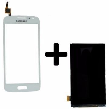 Tela Touch Visor+lcd Display Galaxy S3 Slim G3812b Branco