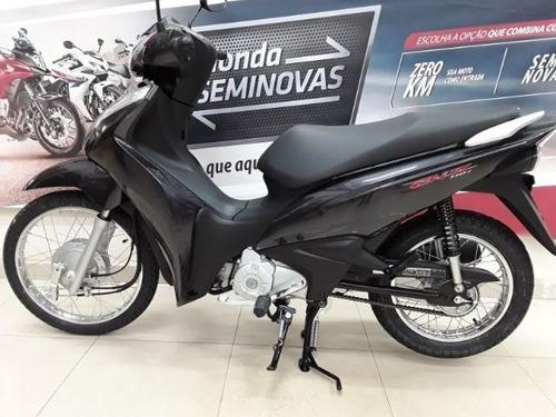 HONDA BIZ 110I 0-KM COM PREÇO DE USADA!!! APENAS 8.990