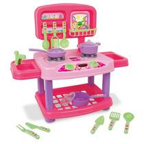 Conjunto Sweet Fantasy Super Cozinha De Brinquedo Cardoso