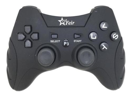 Controle Joystick Feir Fr-217 Preto