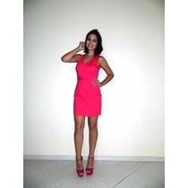 Vestido Rosa Pink/vestido De Festa/trash The Dress/p-entrega