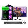 Pc Gamer Completo Fácil Intel I5 8gb Hd 500gb Geforce 2gb Original