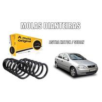 Jogo De Molas Dianteira Gm Astra Hatch / Sedan 2.0 16v