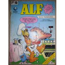 Gibi Alf O E. Teimoso Nº 11 Editora Globo 1989