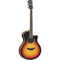 Violão Eletroacústico Apx500iii Sunburst Yamaha