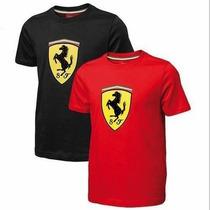 fa44fe35d90e8 Busca camiseta ferrari com os melhores preços do Brasil - CompraMais ...