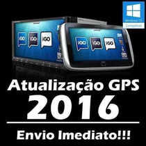 Atualização Gps 2016 Top! P/ Naveg Igo8 Amigo Primo #his9