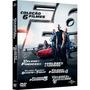 Dvd - Coleção Velozes E Furiosos 1, 2, 3, 4, 5, 6 - Original