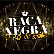 Raça Negra - O Rei Do Baile - Cd Original