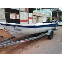 Barco De Fibra Promar 525 (casco Duplo) Mod:2016