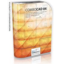 Combocad 04: 3 Cursos De Autocad + Dicas Cad + Brindes!