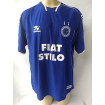 99b8a05722 Busca Camisas branca do Cruzeiro 2003 Topper com os melhores preços ...