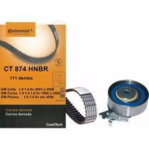 Kit Correia Dentada E Tensor Celta 1.0 1.4 8v 2003 04 05 06