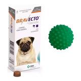 Bravecto 4,5 A 10 Kg Original Nota Fiscal Brinde