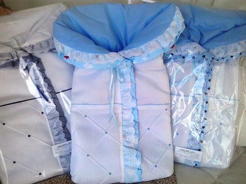 Saco de dormir porta beb piquet bordado ingl s nervurado - Sacos para portabebes ...