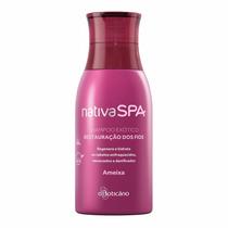 O Boticário Nativa Spa Shampoo Restauração Dos Fios Ameixa