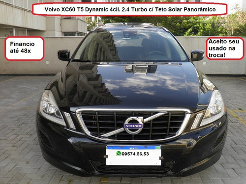 VOLVO XC60 T5 DYNAMIC C/TETO SOLAR