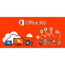 Office 365 Home: 5 Licenças (pc, Mac, Android E Ios) + 1 Tb