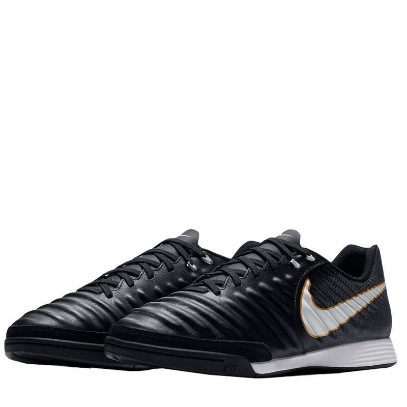 Chuteira Futsal Nike Tiempox Ligera Iv Ic 897765-002 em Conselheiro ... 1beafce5a2ef4
