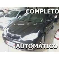 Toyota Corolla 1.8 Se-g 16v Gasolina 4p Automático 2005