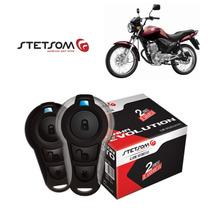 Alarme Moto Presença Partida Stetsom Honda Cg 150 Fan 2011