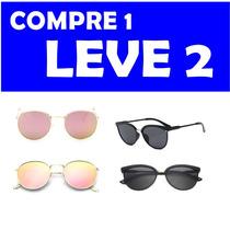 Busca oculos espelhado rosa com os melhores preços do Brasil ... 1137d62c17