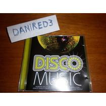 Cd Disco Music - O Melhor Das Novelas - Som Livre