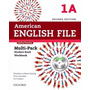 American English File 1a Multi pack Student Work Impresso