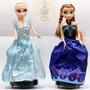 Bonecas Filme Frozen Dançarina Anna Ou Elsa Musical