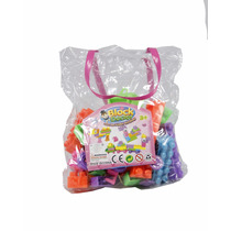 Brinquedo Blocos De Montar Infantil 23 Pçs