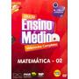 Coleção Ensino Médio Videoaulas Matemática 02 + Dicionario