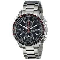 Relógio Seiko Solar Sport Ssc007 Cronografo Alarme