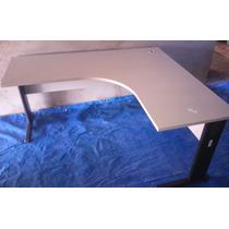 Mesa Para Escritório Em L 1,60cm X 1,40cm