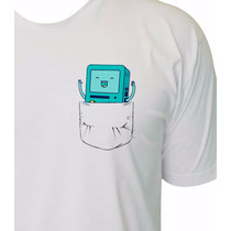 Camiseta Beemo - Hora De Aventura