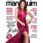 Revista Manequim 692 = Claudia Raia Nov 2016 Moldes Lacrada!