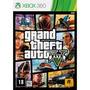 Jogo Gta V Xbox 360 - Gta 5 - Original - Mídia Física