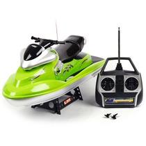 Jet Ski De Controle Remoto Recarregável Completo Mod.7003...