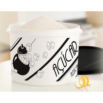 Tupper Caixa Açucar Retrô 1kg Tupperware