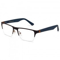 Armação Óculos Grau Fórum F6023a2854 Preto Fosco - Refinado